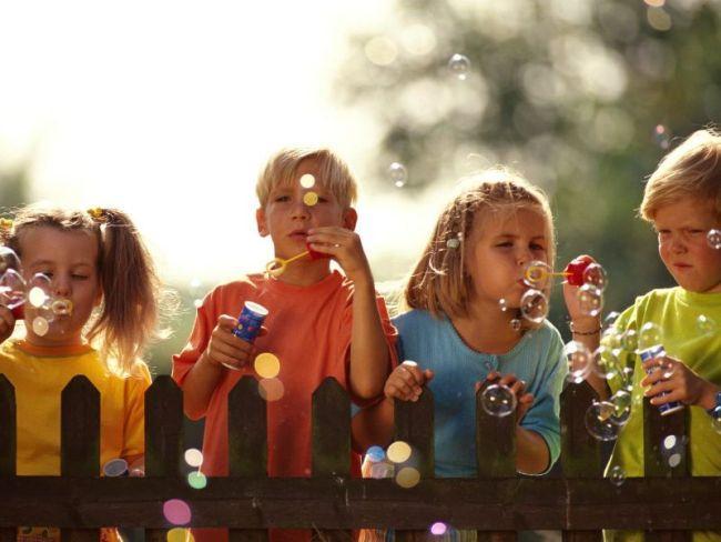 воспитание детей во франции