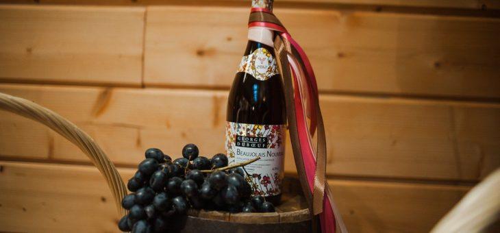 Божоле-нуво – сорт молодого французского вина