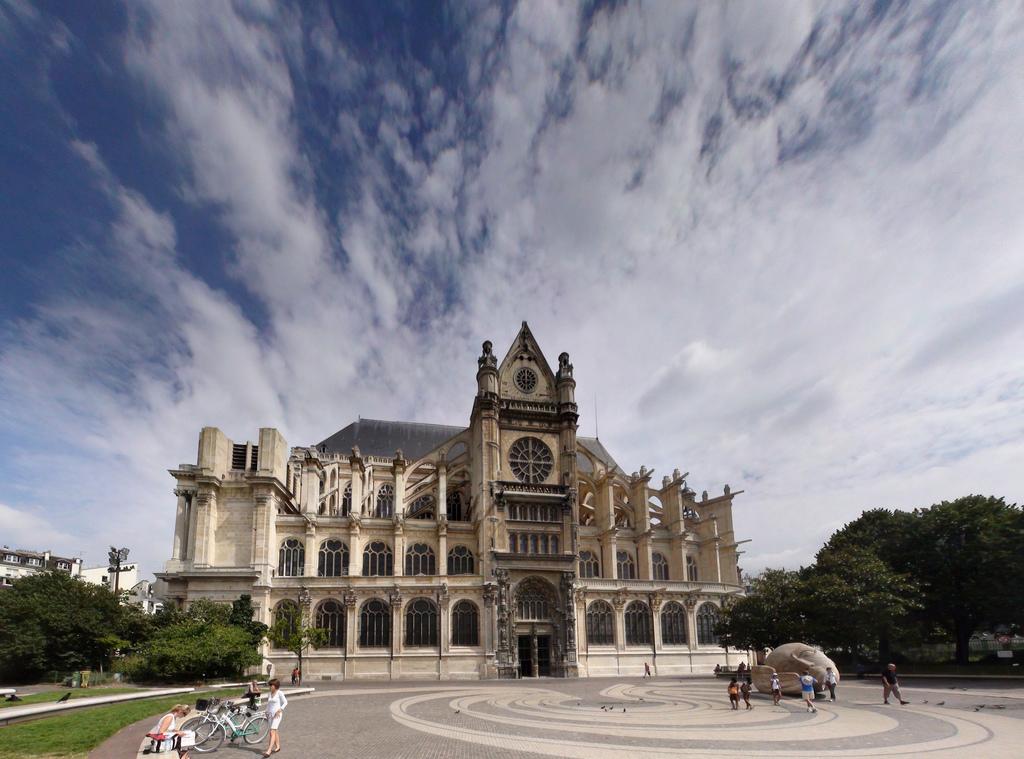 Архитектура в эпоху Французского Ренессанса.