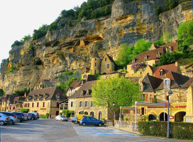 Берег басков в Аквитании, Франция