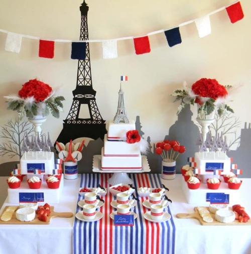 Топ-5 идей для яркого праздника во Франции